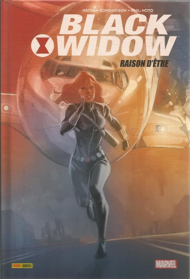 Couverture de Black Widow (100% Marvel - 2014) -1- Raison d'être