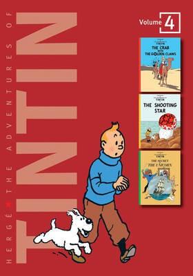 Couverture de Tintin (The Adventures of) (Intégrale - 2007) -4- Volume 4