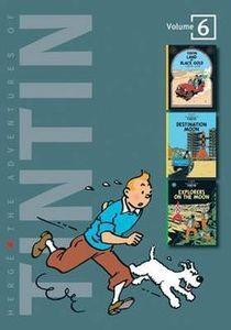 Couverture de Tintin (The Adventures of) (Intégrale - 2007) -6- Volume 6