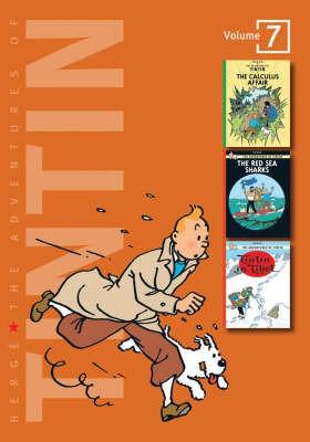 Couverture de Tintin (The Adventures of) (Intégrale - 2007) -7- Volume 7