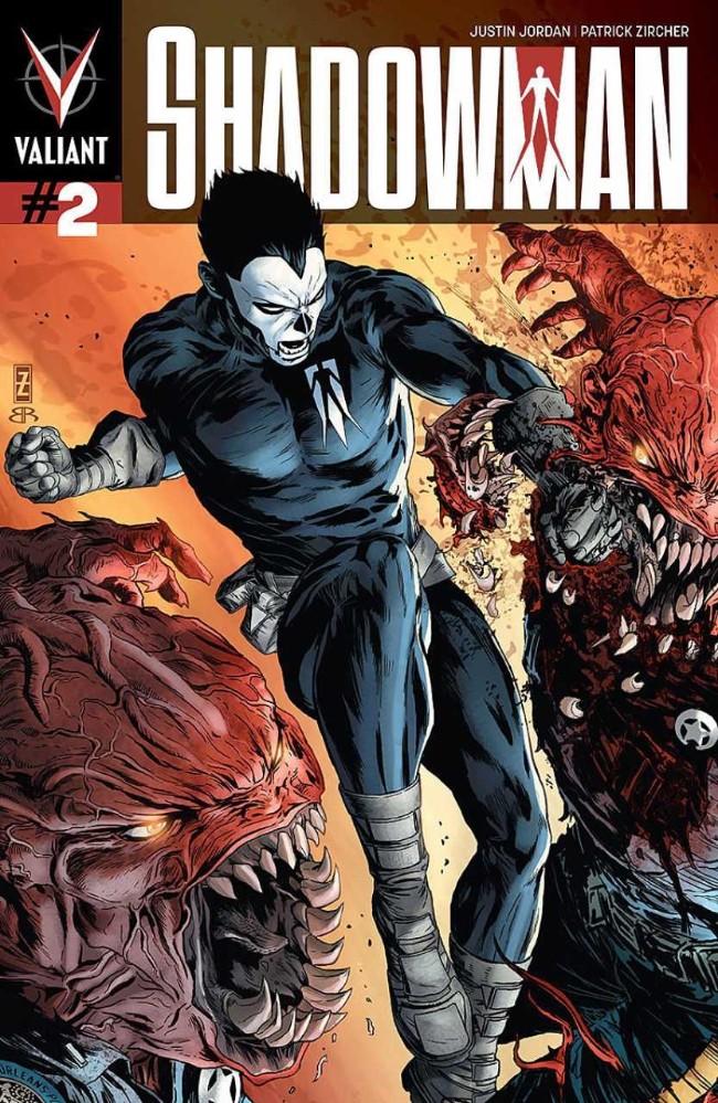 Couverture de Shadowman (2012) -2- Issue 2