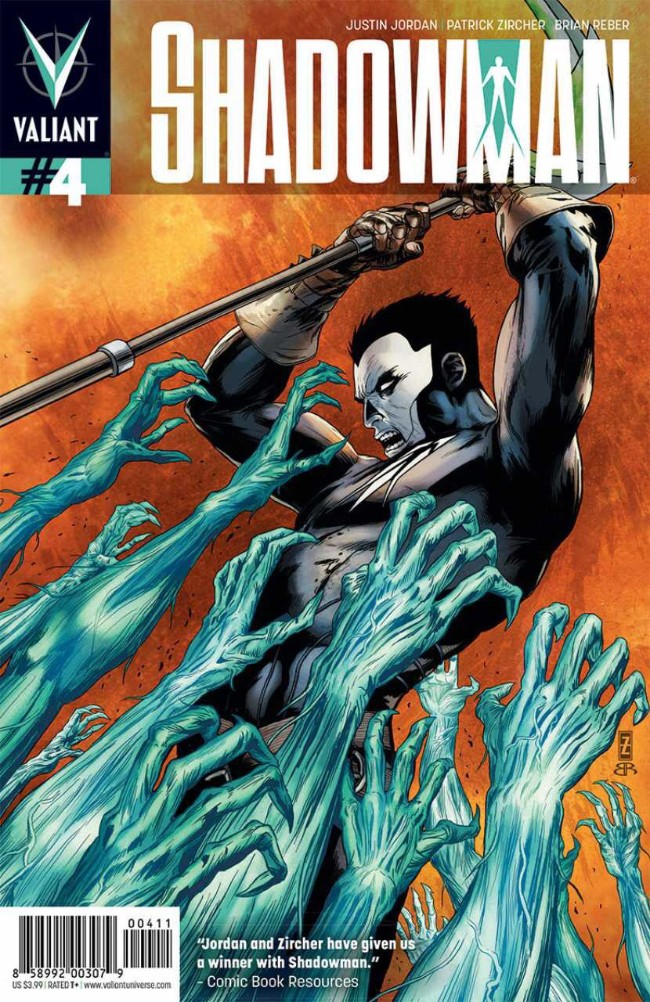 Couverture de Shadowman (2012) -4- Issue 4