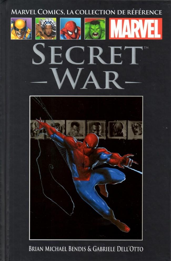 Couverture de Marvel Comics - La collection (Hachette) -1837- Secret War