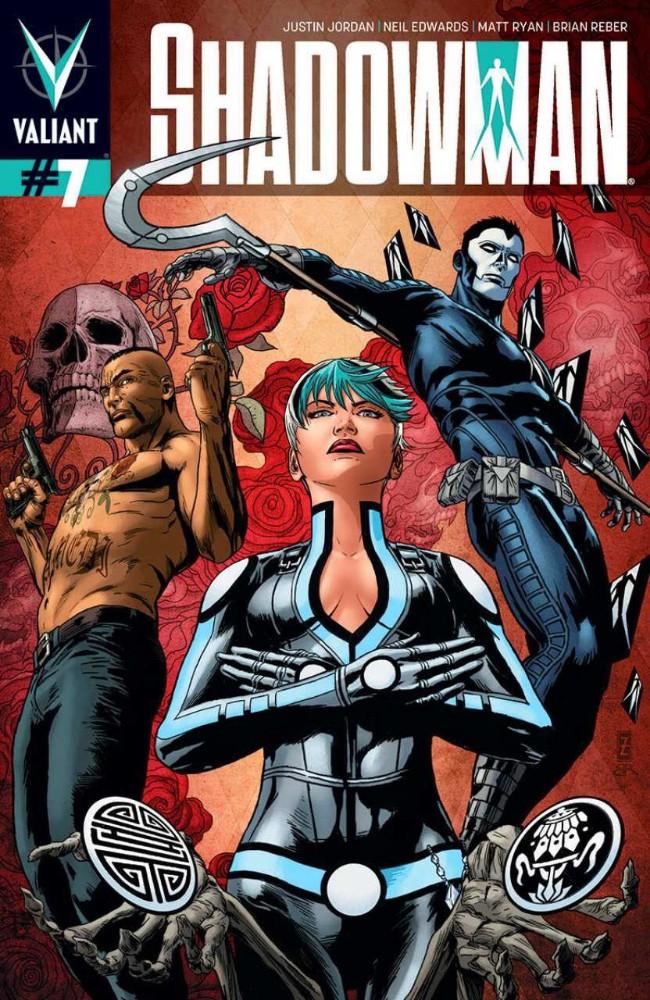 Couverture de Shadowman (2012) -7- Issue 7