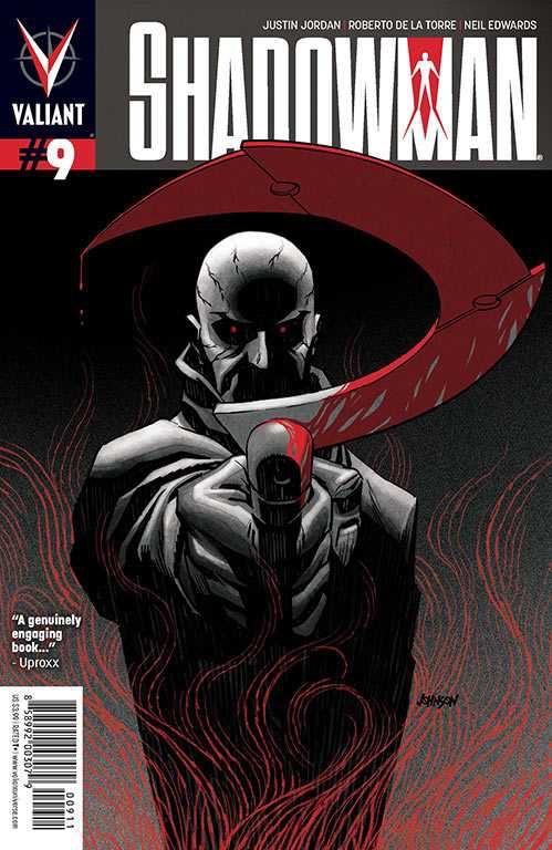Couverture de Shadowman (2012) -9- Issue 9
