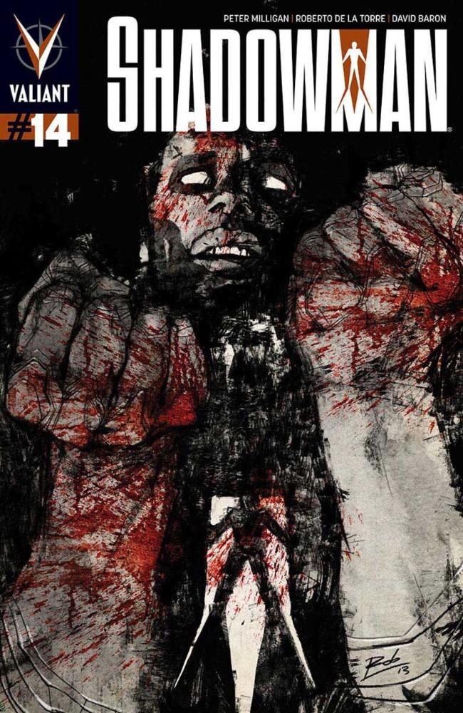 Couverture de Shadowman (2012) -14- Issue 14