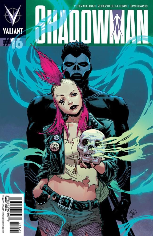 Couverture de Shadowman (2012) -16VC- Issue 16