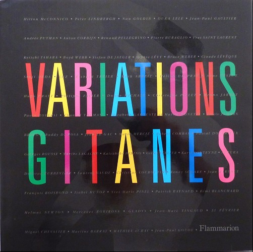 Couverture de (AUT) Pratt, Hugo -24Cat- Variations gitanes 92