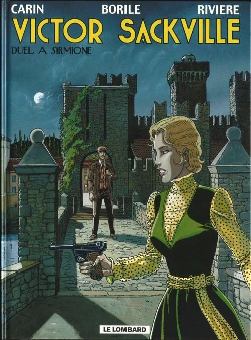 Victor Sackville n°16, Duel à Sirmone