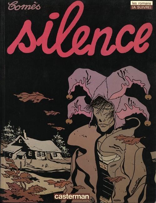 Couverture de Silence - Tome 0