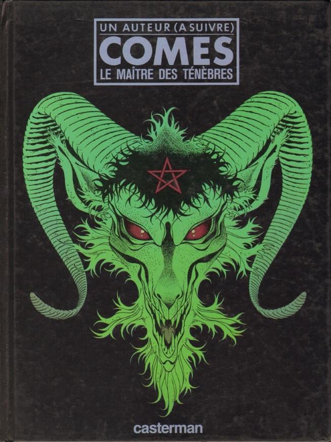 Couverture de Ergün l'errant -2- Le Maître des Ténèbres