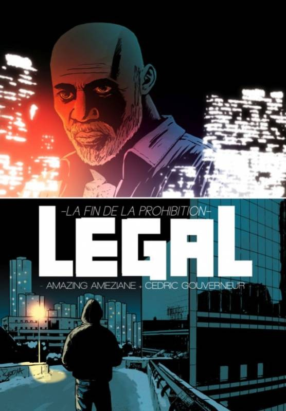 Couverture de Légal