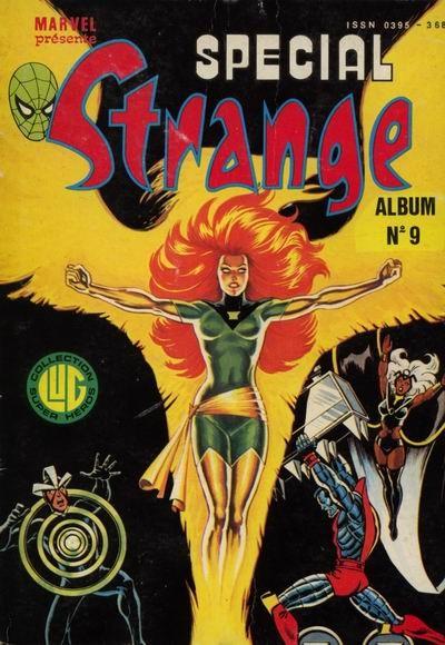 Couverture de Spécial Strange -Rec09- Album N°9 (du n°25 au n°27)