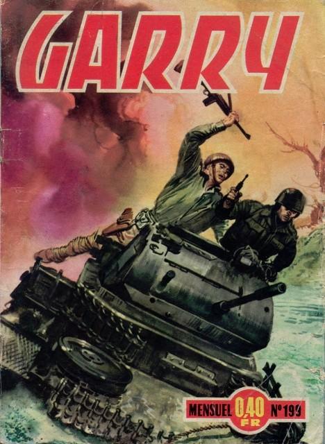 Couverture de Garry (Impéria - 3e série) -199- Vaincre la peur !