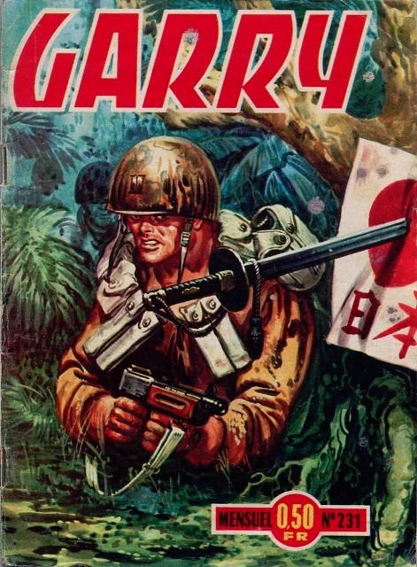 Couverture de Garry (Impéria) (2e série - 190 à 456) -231- Jeu dangereux