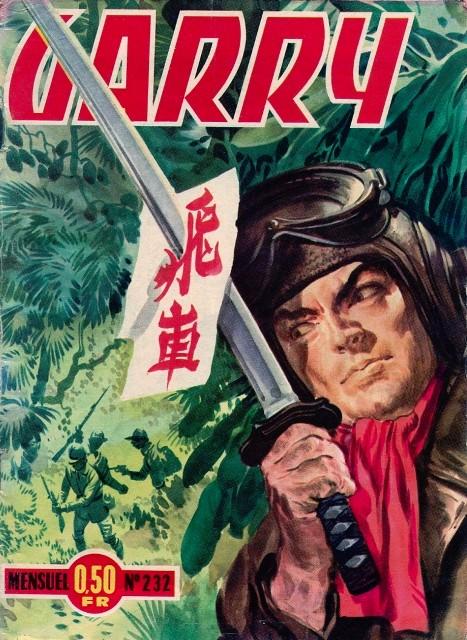 Couverture de Garry (Impéria) (2e série - 190 à 456) -232- Le rapace