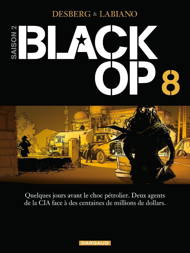 Couverture de Black Op -8- Tome 8