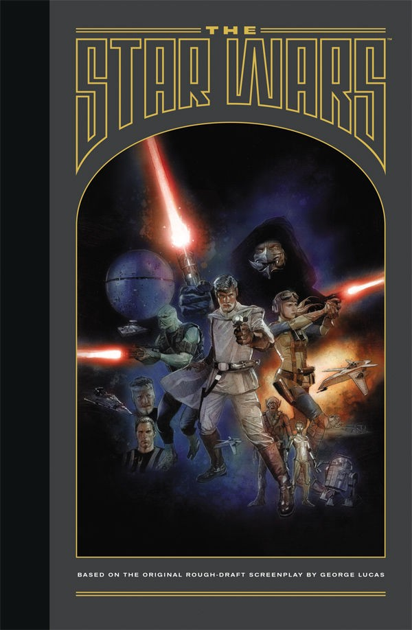 Couverture de The star Wars (2013) -INT- The Star Wars