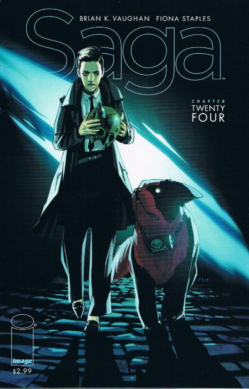Couverture de Saga (Image comics - 2012) -24- Chapter twenty four