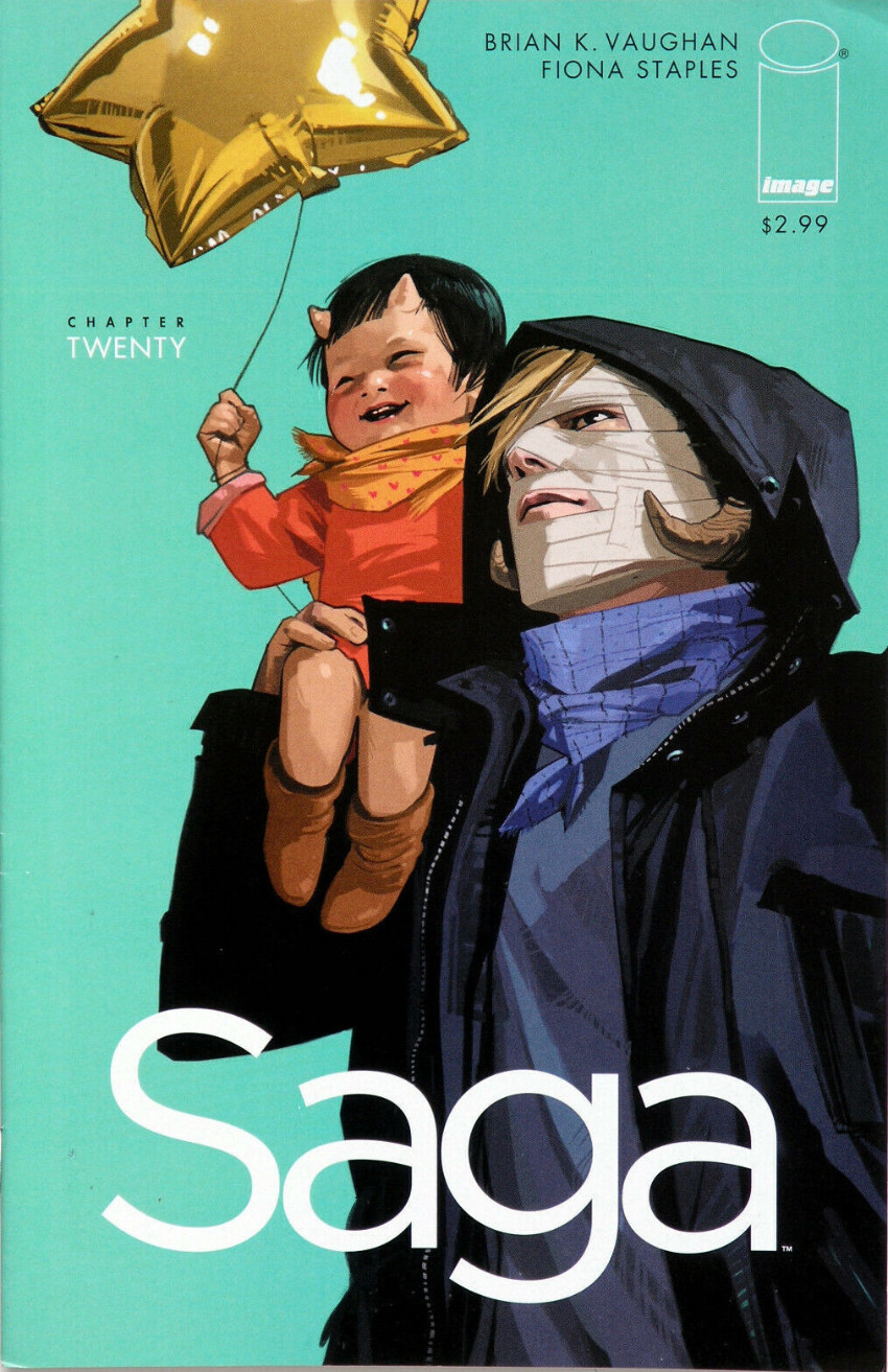 Couverture de Saga (2012) -20- Chapter 20