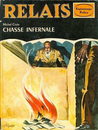 Couverture de (AUT) Funcken - Chasse infernale