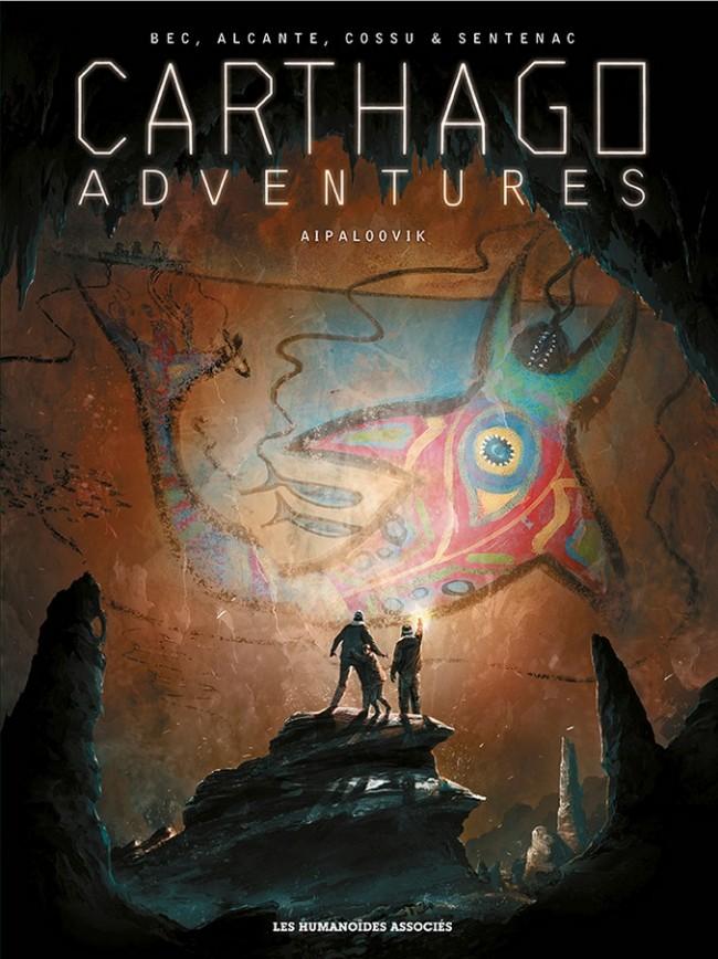 Couverture de Carthago Adventures -3- Aipaloovik