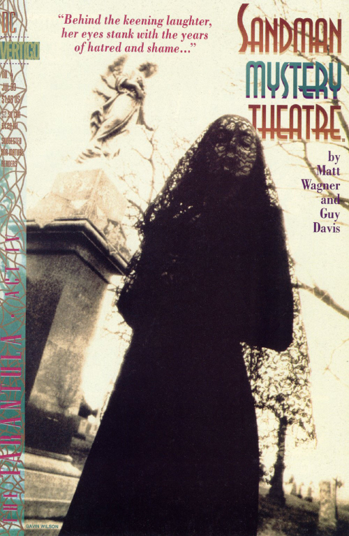 Couverture de Sandman Mystery Theatre (1993) -4- The Tarantula: Final Act