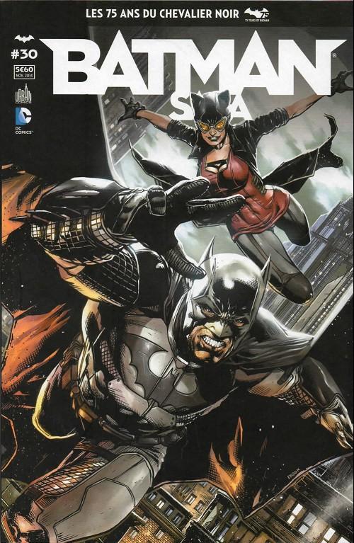 Couverture de Batman Saga -30- Numéro 30