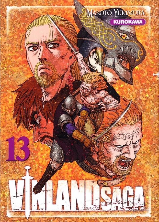 Couverture de Vinland Saga -13- Tome 13