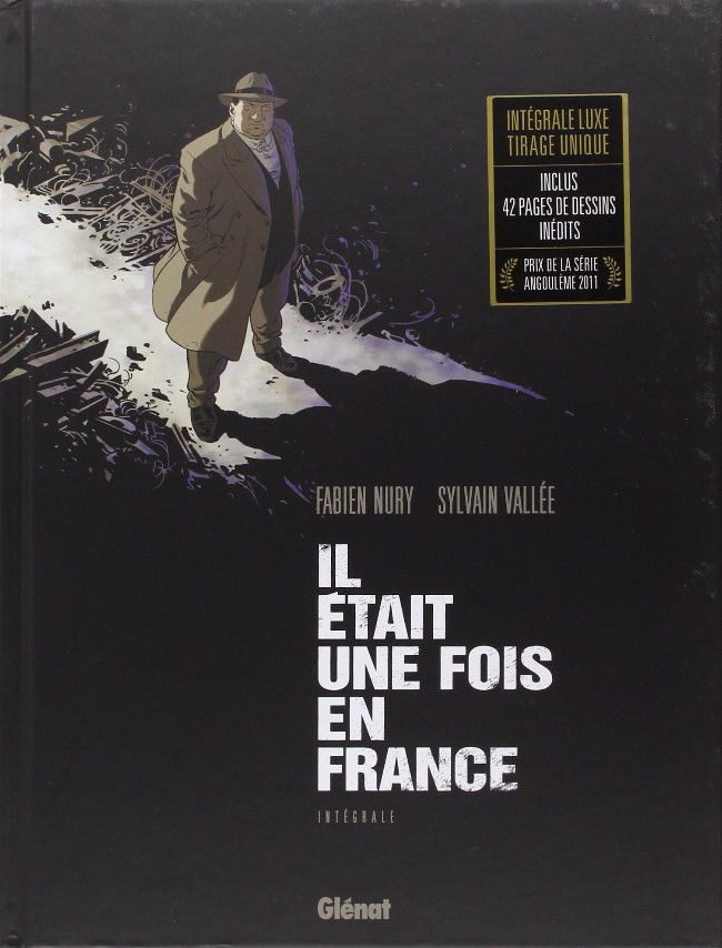 Couverture de Il était une fois en France -INT- Intégrale