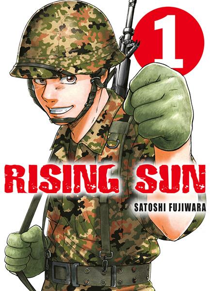 Couverture de Rising Sun -1- Tome 1
