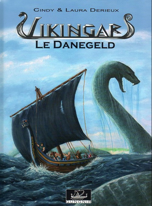 Couverture de Vikingar -1- Le Danegeld