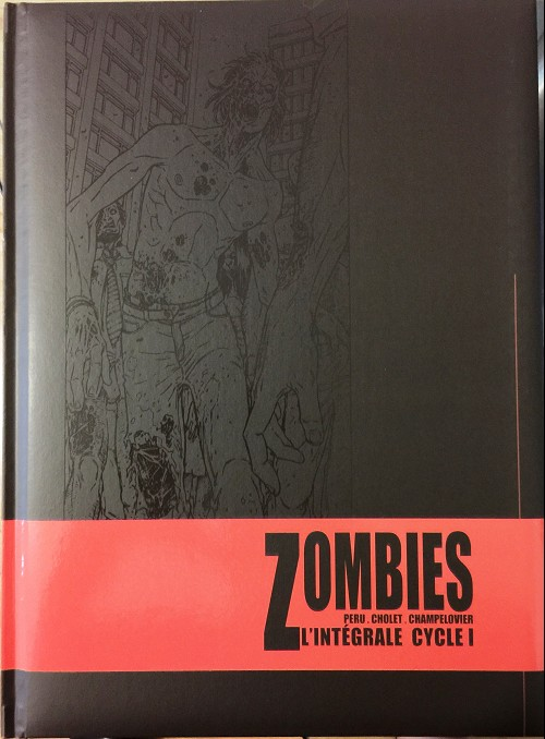Zombies Peru Cholet Bd Informations Cotes