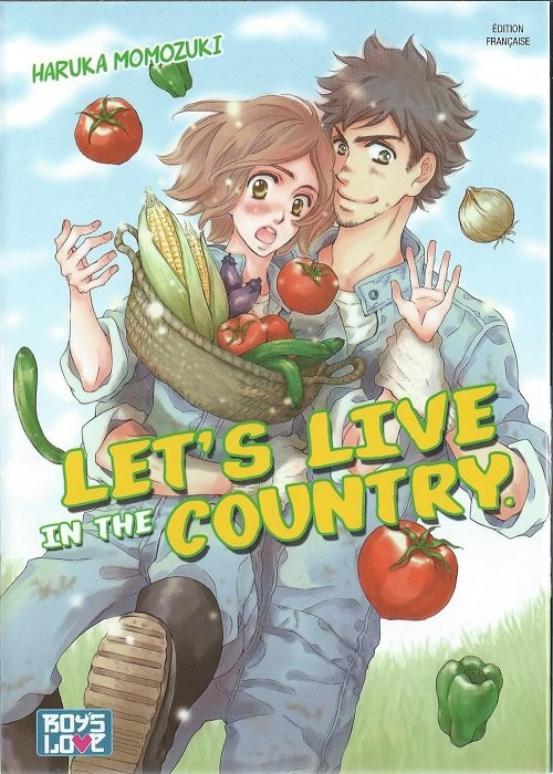 Couverture de Let's Live in the Country