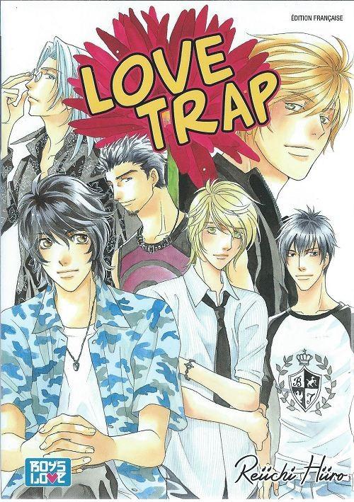 Couverture de Love Trap