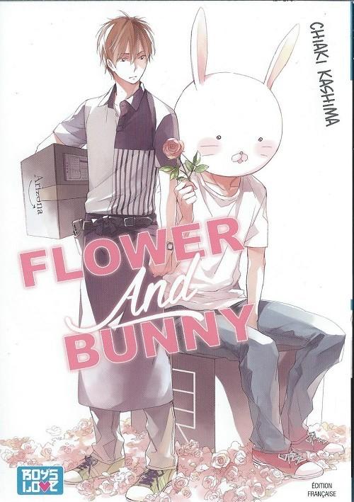 Couverture de Flower And Bunny