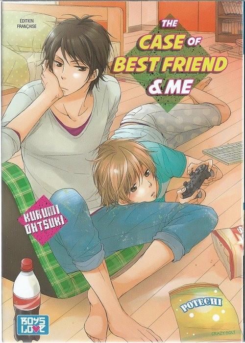 Couverture de Case of Best Friend & Me (The) - The Case of Best Friend & Me