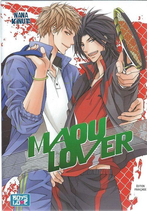 Couverture de Maou Lover