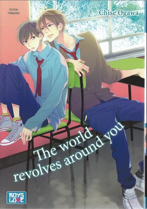 Couverture de World revolves around you (The) - The world revolves around you
