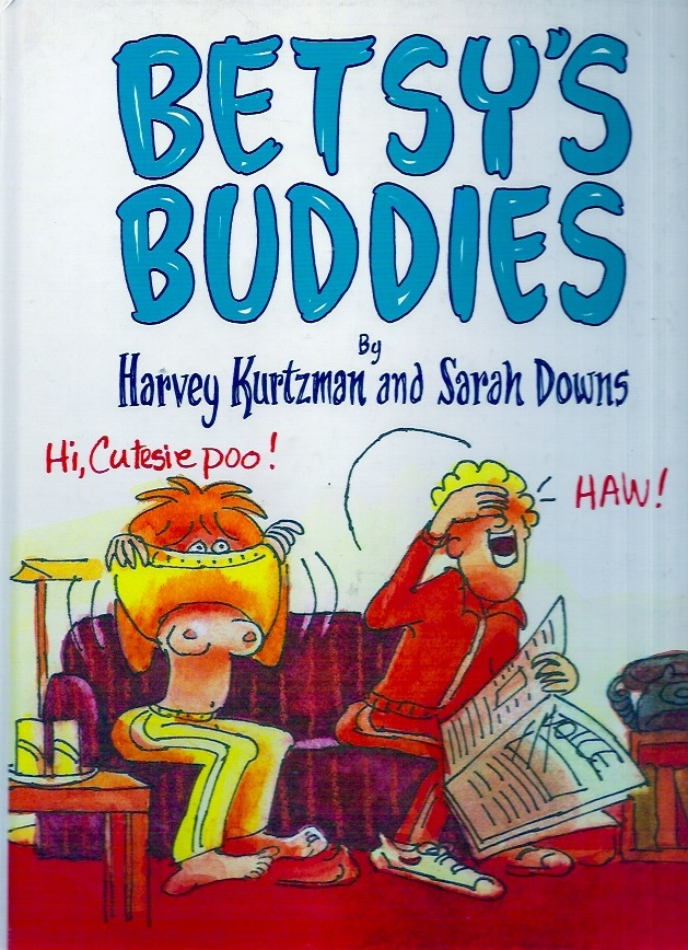 Couverture de Betsy's Buddies (1988) - Betsy's buddies