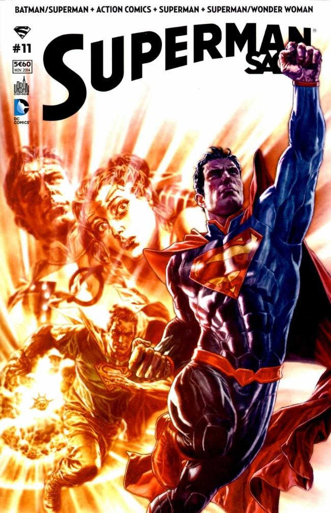 Couverture de Superman Saga -11- Numéro 11
