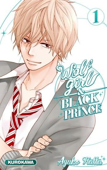 Couverture de Wolf Girl & Black Prince -1- Tome 1