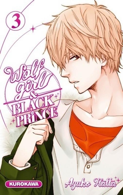 Couverture de Wolf Girl & Black Prince -3- Tome 3