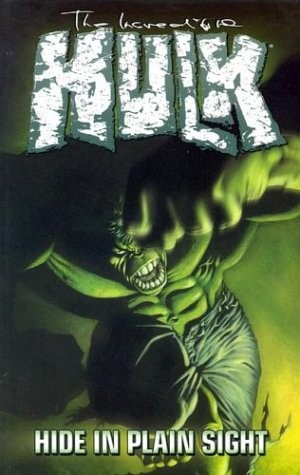 Couverture de Incredible Hulk (The) (Marvel comics - 2000) -INT07- Hide in plain sight