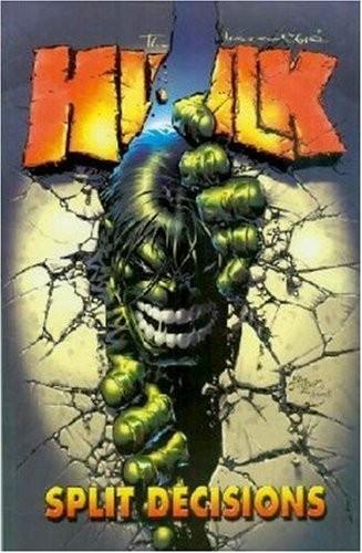 Couverture de Incredible Hulk (The) (Marvel comics - 2000) -INT08- Split Decisions