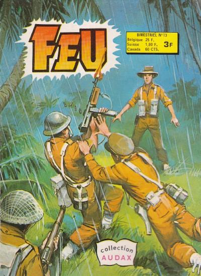 Couverture de Feu -13- La légion perdue