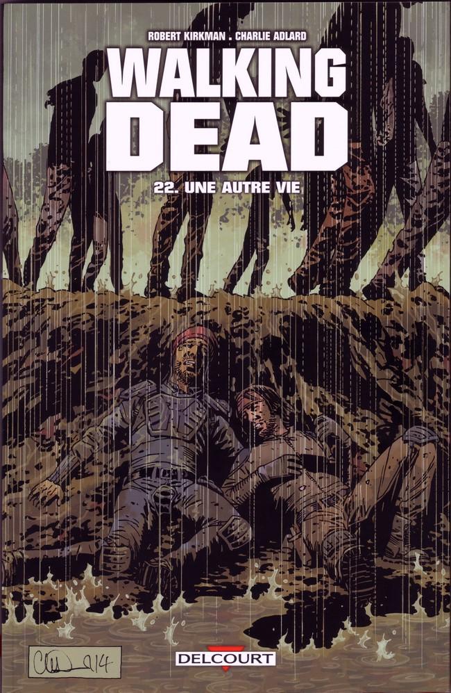 Couverture de Walking Dead -22- Une autre vie