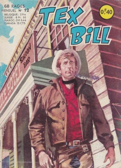 Couverture de Tex Bill -12- Difficile capture