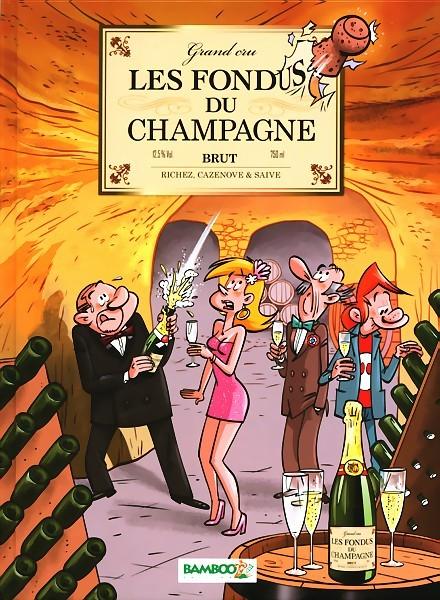 Les fondus du vin (Tome 4)