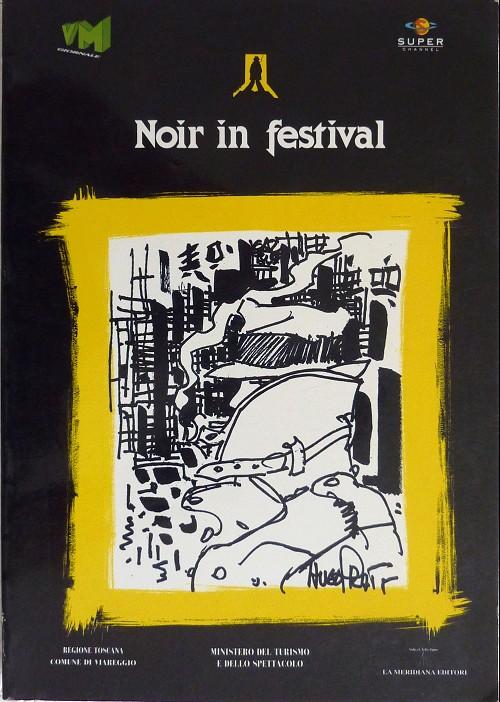 Couverture de (AUT) Pratt, Hugo (en italien) -Cat- Noir in festival